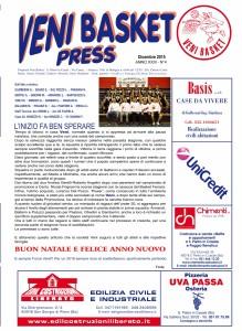 Veni Basket Press Dicembre 2015
